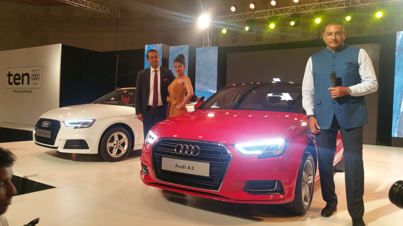 Audi launches A3 facelift in India at Rs 30.5 lakh