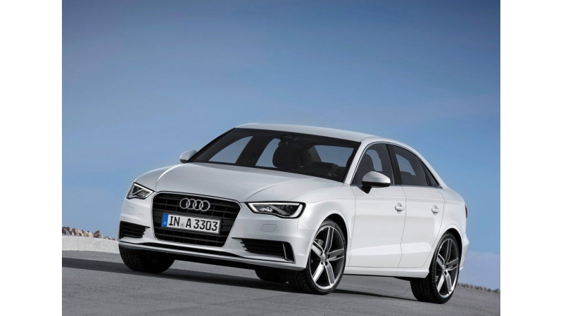Audi A3 Sportback Sedan could make its debut in India