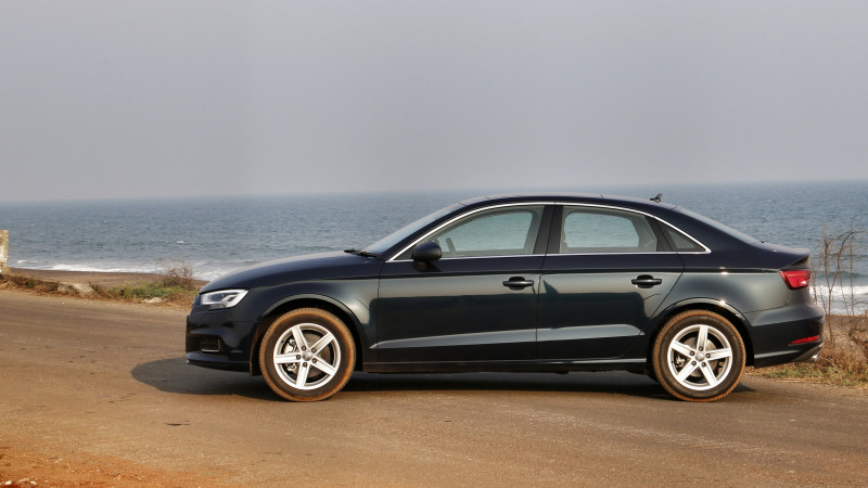 Facelifted Audi A3 India launch tomorrow