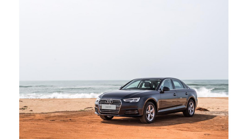 Audi launches A4 diesel in India at Rs 40.20 lakh