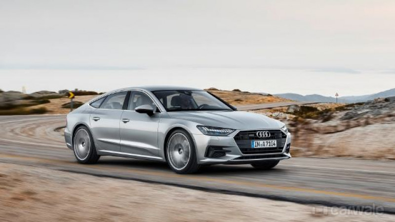 Audi reveals the new-gen A7 Sportback