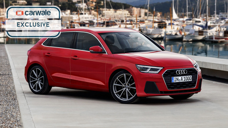 Second generation Audi A1 rendered