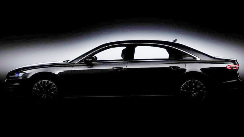 Audi to unveil the new-gen A8 on 11 July 2017