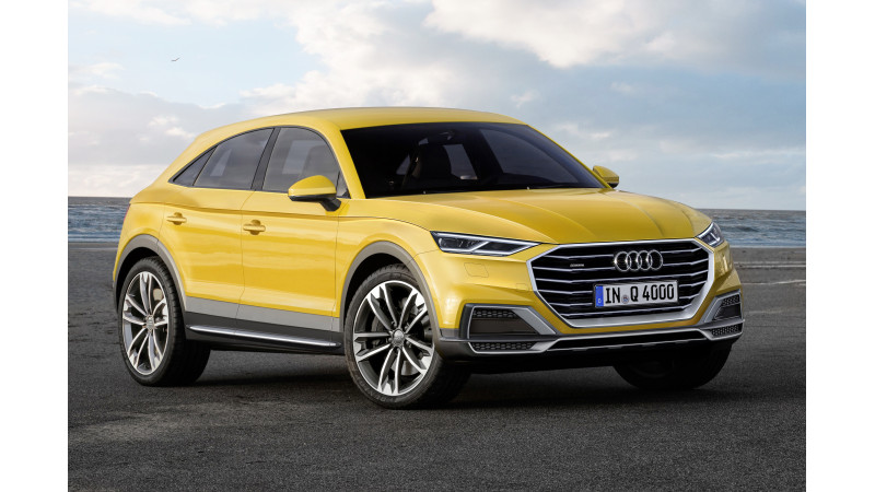 Audi plans five new models by end of 2018