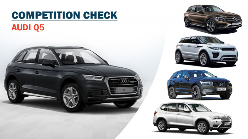 Competition check: Audi Q5