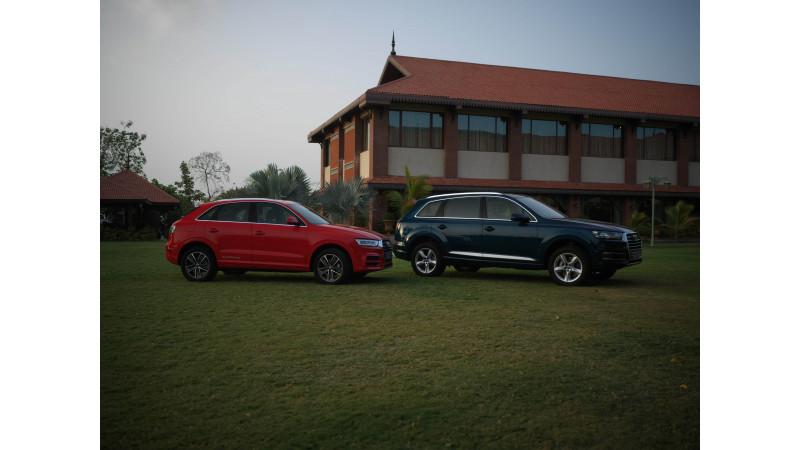 Audi launches Q3 and Q7 Design edition in India