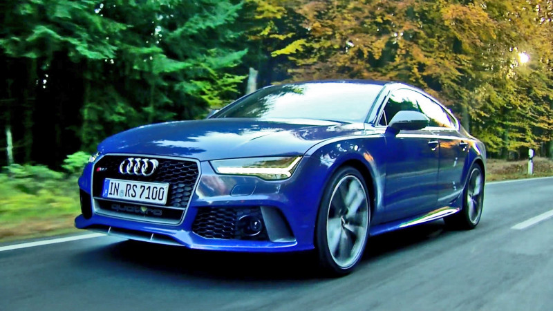 Audi RS7 Performance set for launch in October