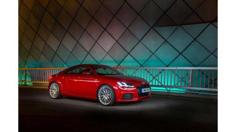 2017 All-wheel drive Audi TT TDI Quattro introduced for UK