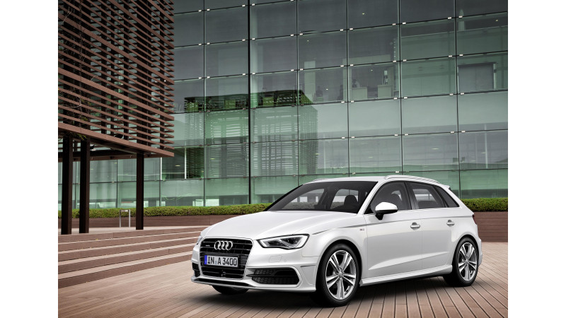 Audi reports 6.4 per cent sales growth in May 2013