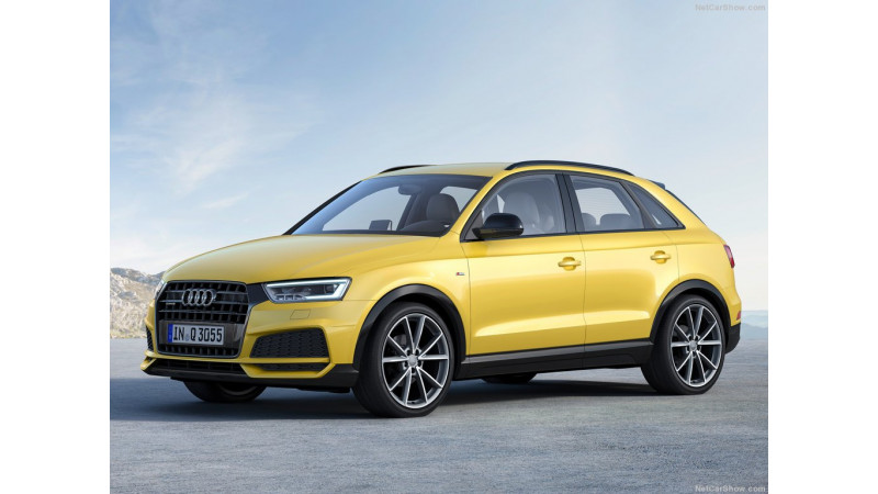 Audi Q3 gets updated for 2017