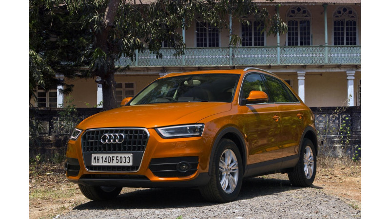 Audi Q3 SUV turns 1 in India, company comes up with a new finance scheme