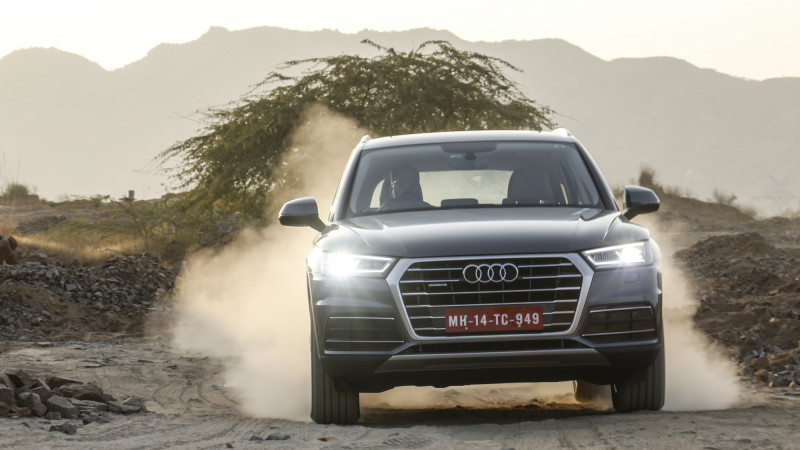 Audi to launch Q5 petrol on 28 June