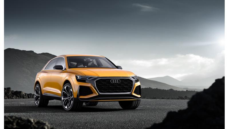 Geneva 2017: Audi Q8 Sports Concept revealed