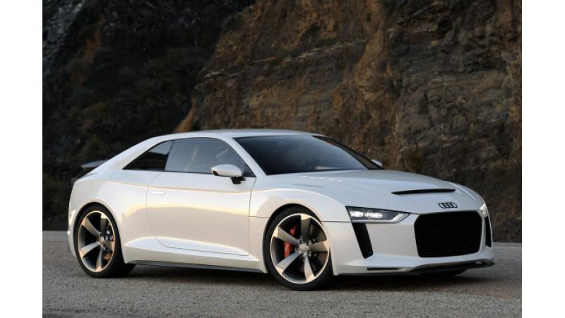 Audi Quattro to make its public debut at 2013 Frankfurt Motor Show