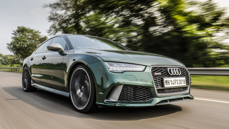 Next-gen RS7 will be the first plug-in hybrid performance Audi