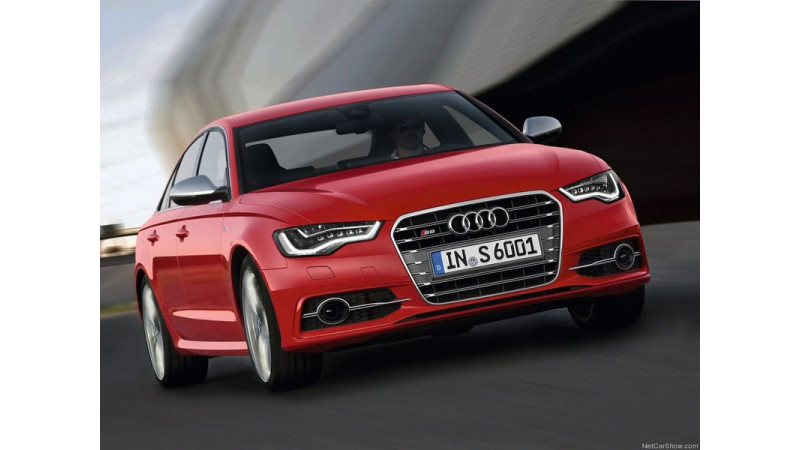 Audi S6 to make its Indian debut soon