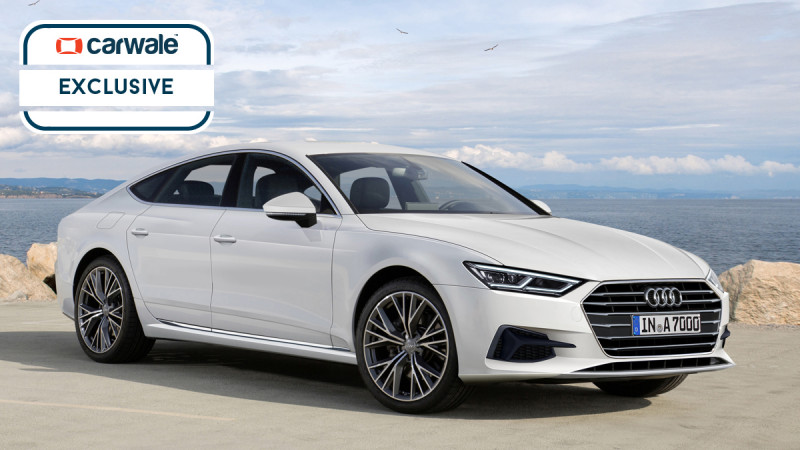 New gen Audi A7 rendered