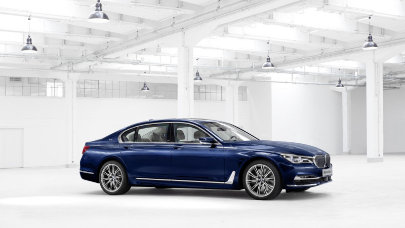 Limited Edition BMW 7 Series Revealed