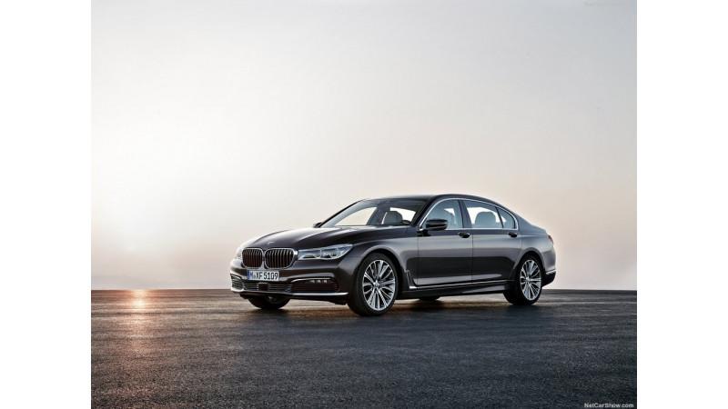 BMW unveils 7 Series 750d gets 394bhp six-cylinder diesel motor