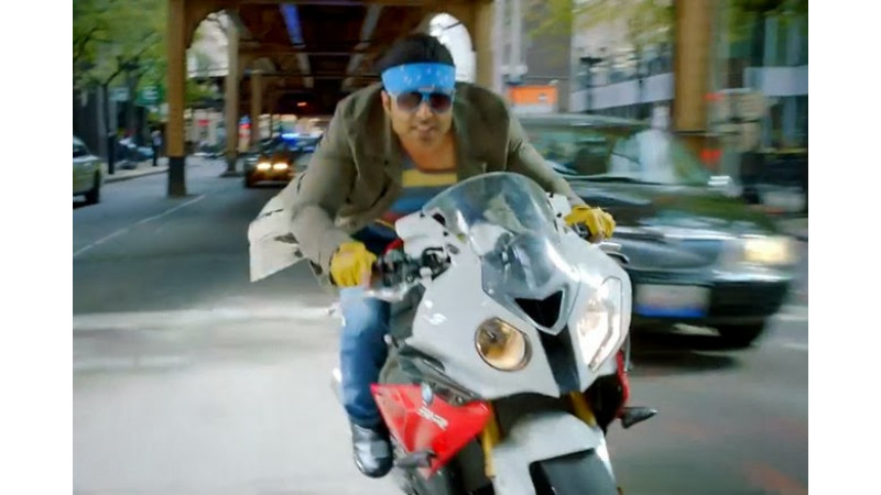 Bmw K 1300 R And S 1000 Rr The Other Stars Of Dhoom 3 Cartrade