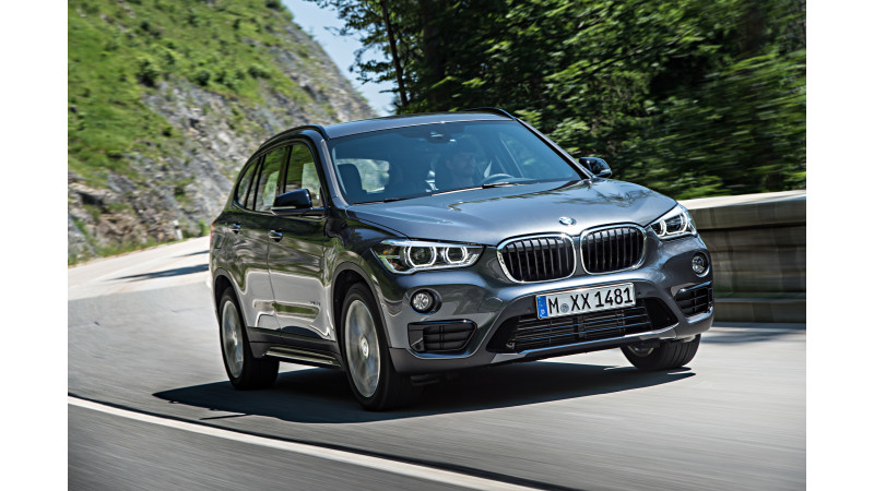 2016 Auto Expo: All-new BMW X1 launched for Rs 29.90 lakh