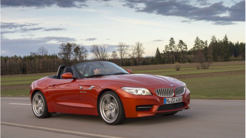 BMW ceases production of the Z4