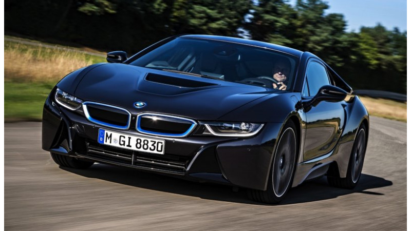 BMW to recall the i8 in US