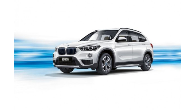 BMW reveals X1 xDrive25Le plug-in hybrid