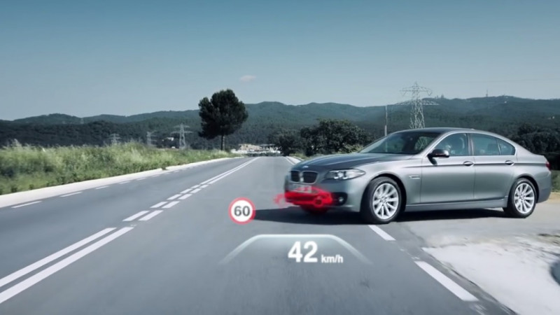 BMW teases semi-automated driving functions on the new 5 Series