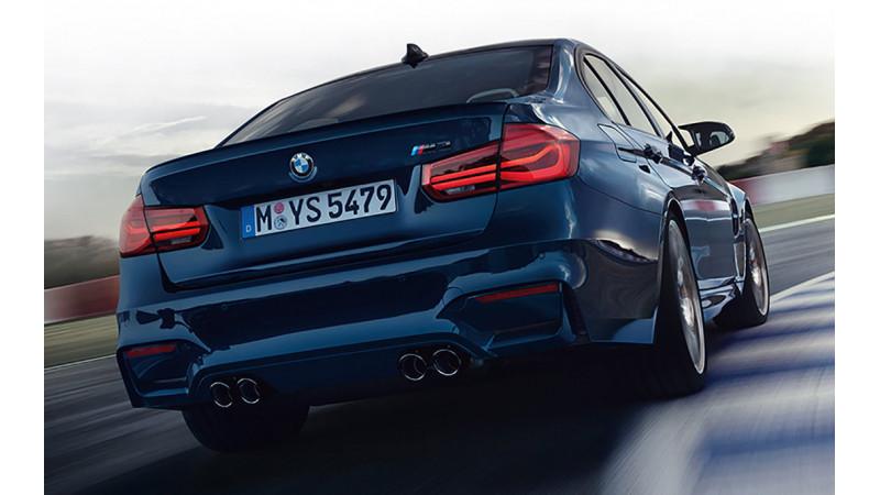 BMW upgrades its M3