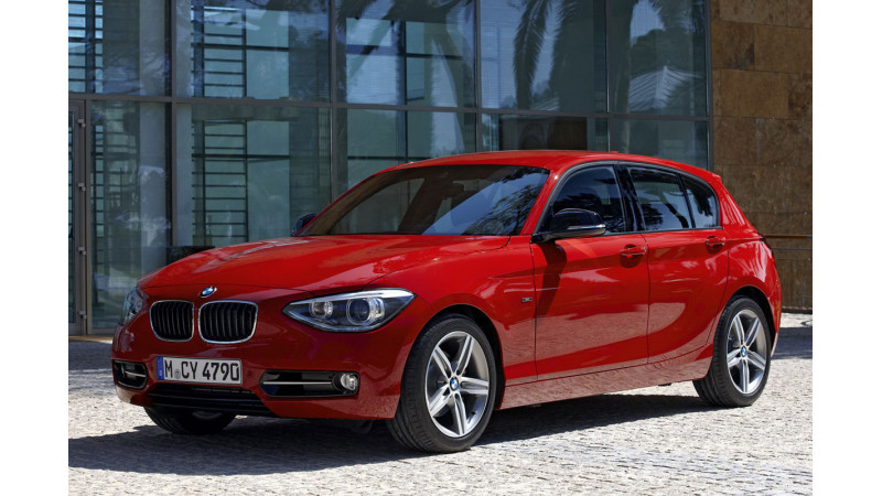 Bmw 1 Series To Compete With Low Cost Premium Luxury Hatchbacks In