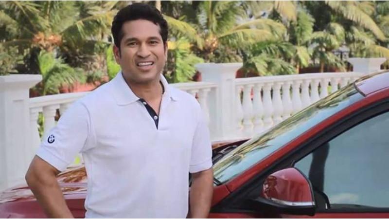 Sachin Tendulkar reveals his fascination with the BMW 1 Series