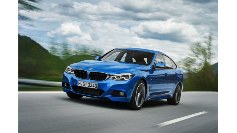 2016 BMW 3 Series Gran Turismo launch on October 19