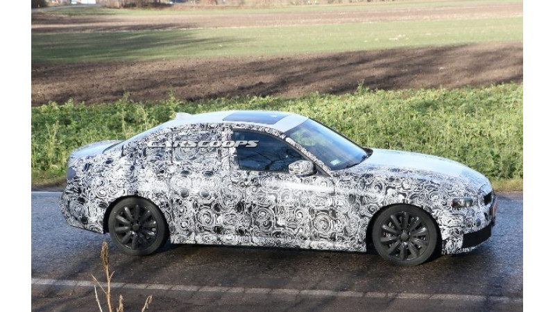 2018 BMW 3 series expected to debut with a hybrid variant