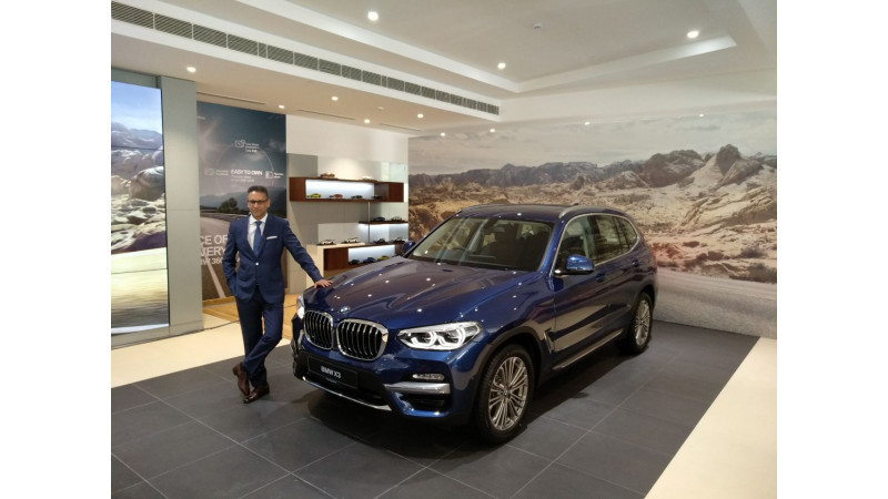 BMW launches third-generation X3 in India at Rs 49.99 lakhs