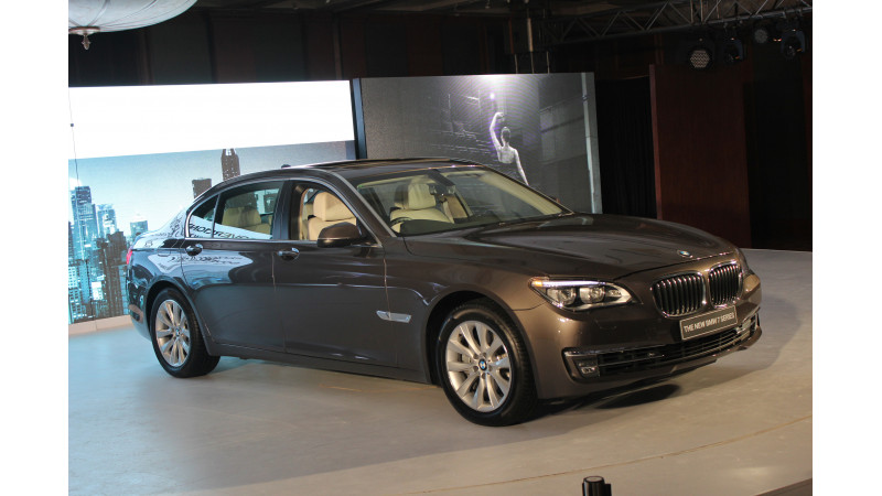 New BMW 7 Series launched in India at Rs. 92.9 lakh