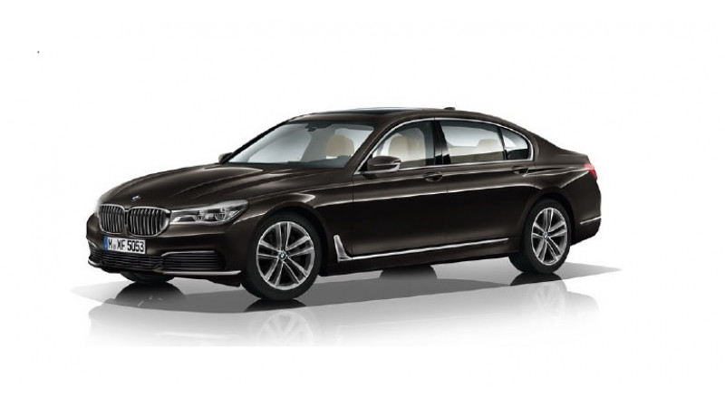 BMW 740Li launched in India at Rs 1.26 crore