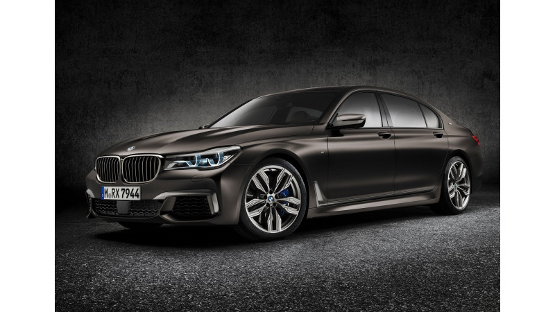 BMW launches 7 Series M 760Li in India at Rs 2.2 crore