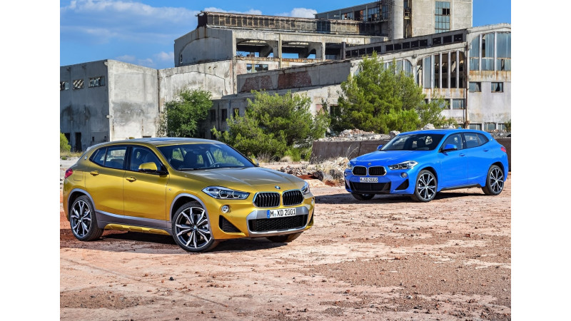 BMW X2 prices start from Rs 29.08 lakh in Europe