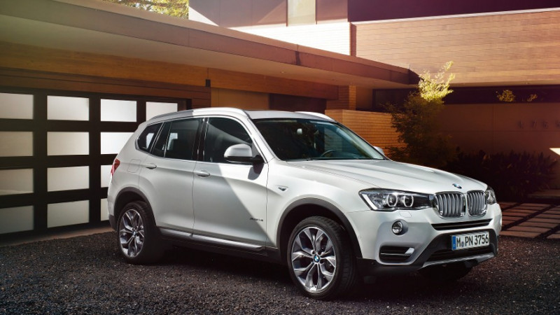 BMW X3 20d M Sport: Top 5 Features