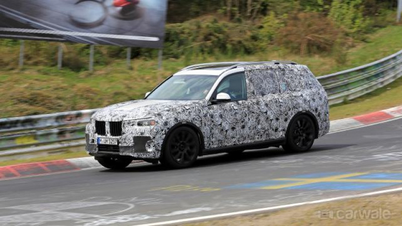BMW to showcase X7 at Frankfurt 2017