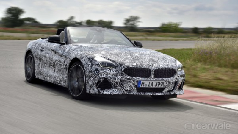 New generation BMW Z4 production to begin later this year