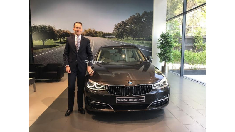 BMW 3 Series Gran Turismo launched at Rs 43.30 lakh