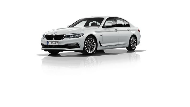 BMW 5 Series 520d unveiled; European debut in March
