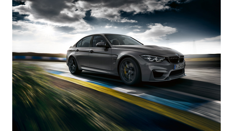 BMW reveals the M3 CS