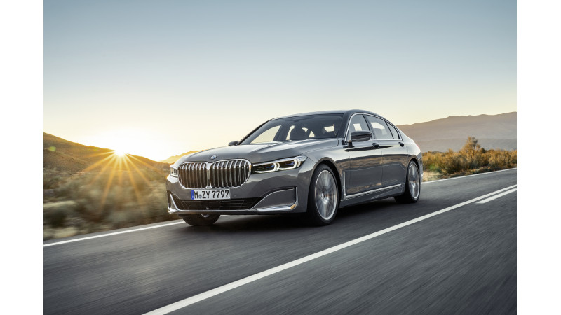 2020 BMW 7 Series revealed