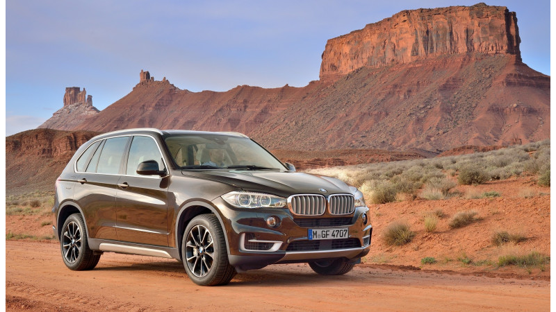 BMW X5 35i xDrive petrol competition check