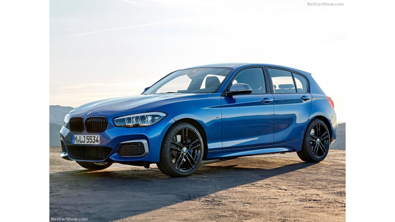 BMW reveals new 1 Series range for 2017