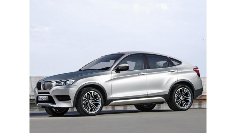 BMW X4 to make global debut soon