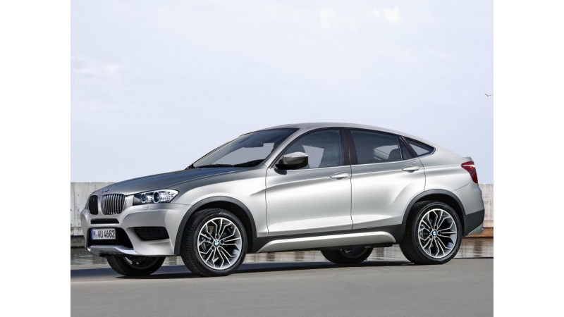 BMW X4 to make global debut soon